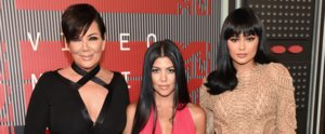 The Kardashian-Jenner Girls Completely Take Over the MTV VMAs