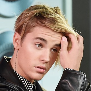 Justin Bieber Hair at MTV VMAs 2015