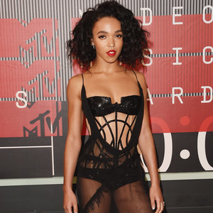 FKA Twigs at the MTV VMAs 2015 | Pictures