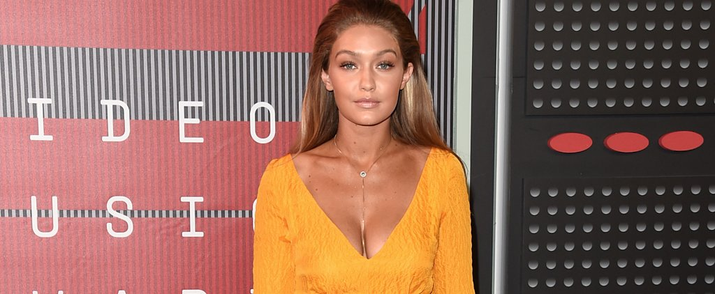 Gigi Hadid's Super Tan VMAs Look Takes Bronzing to a New Level