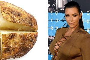 12 Things Kim Kardashian Looked Like At The 2015 VMAs
