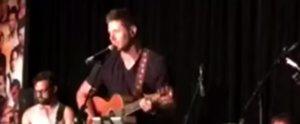 "Jensen Ackles Sings an Impressive Version of Lynyrd Skynyrd's ""Simple Man"""
