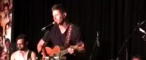 "Jensen Ackles Sings an Impressive Version of Lynyrd Skynyrd's ""Simple Man"""