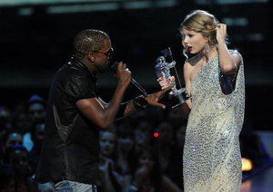 Taylor Swift Might Share the VMA Stage With Kanye (On Purpose)