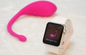 There's Now An Apple Watch Sex Toy