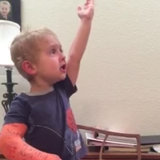 This Toddler Singing a Les Mis Tune Will Make Your Heart Swell