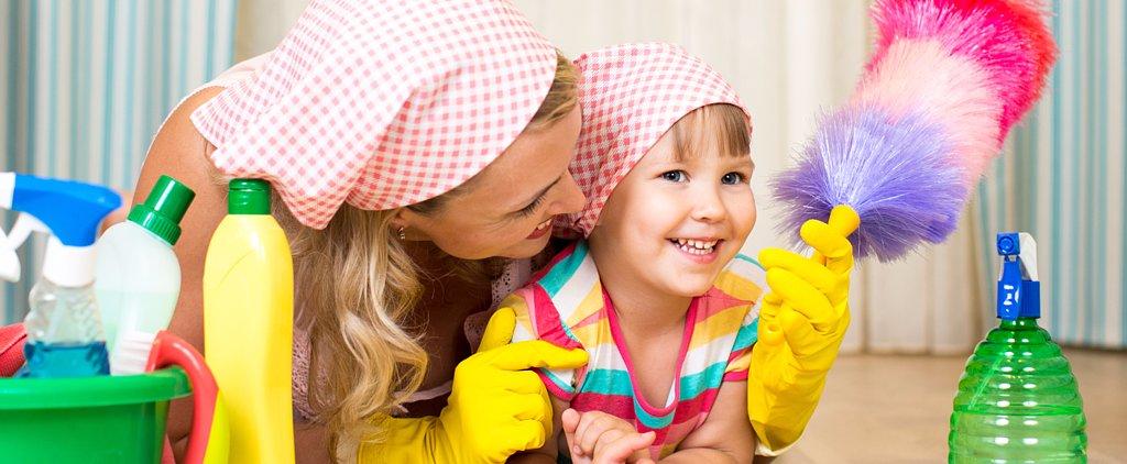 Fun Ways to Establish Cleaning Habits For Kids
