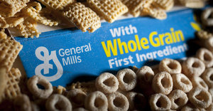 General Mills Warns Climate Change Will Lead To Global Food Shortages