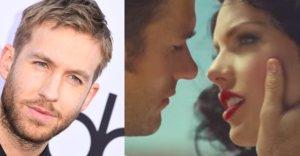 "So Calvin Harris Was Actually In Taylor's ""Wildest Dreams"" Video"