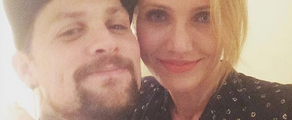 "Benji Madden Wishes Cameron Diaz a Happy Birthday: ""I'm the Luckiest Guy Alive"""