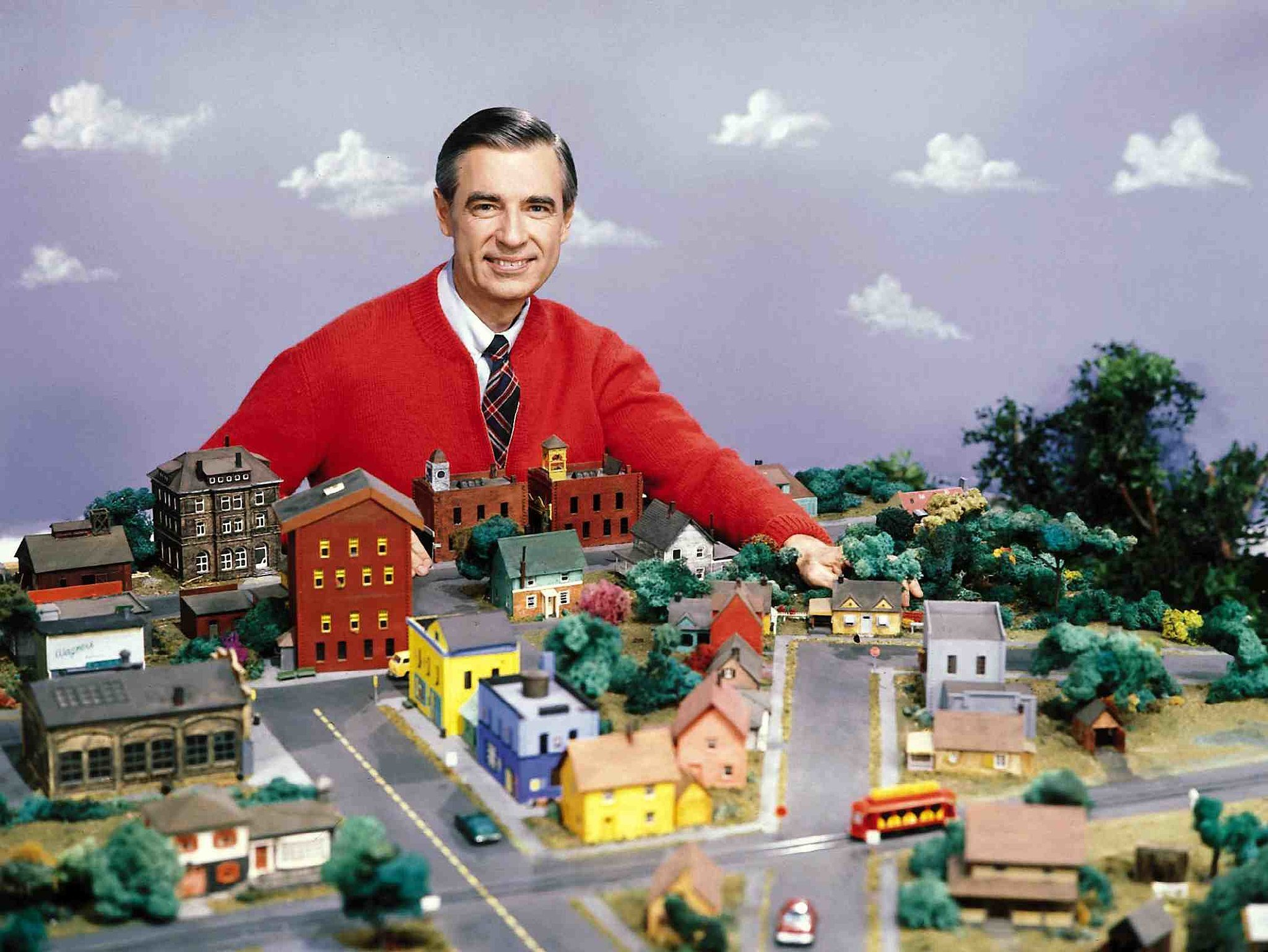 Mister Rogers Mister Rogers' Neighborhood