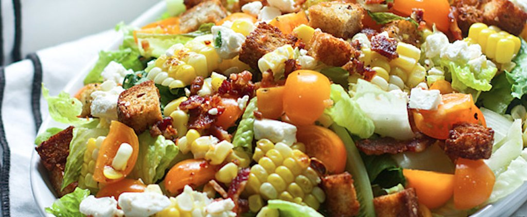 A Few Simple Tricks For Making the Best Chopped Salad Ever