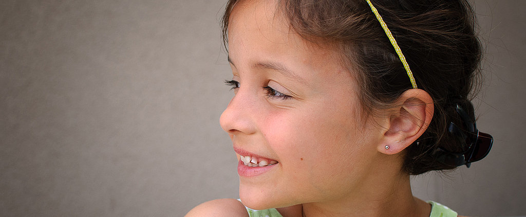 The 1 Thing You Never Thought Could Happen to Your Child's Earring