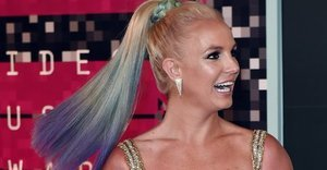 Britney Spears To All Men: 'Suck My F**king Toe'