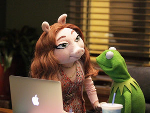 FIRST PHOTOS: Meet The Muppets' Kermit the Frog's New Girlfriend Denise