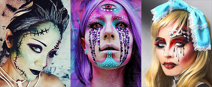 50 Makeup Artists Every Halloween Fanatic Needs to Follow