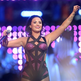 Demi Lovato's Inspiring Message at the MTV VMAs