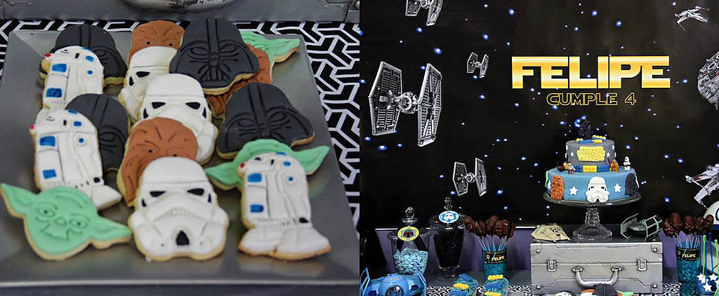 Plan a Lego Star Wars Birthday Party That Is Completely Out of This World
