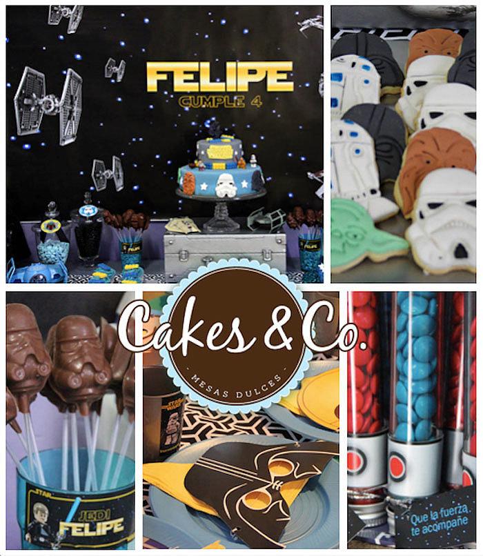 Lego Star Wars Birthday Party Games 105
