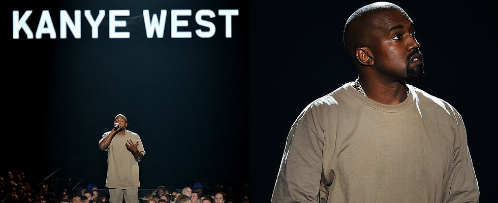 POLL: So . . . Is Kanye West Really Running For President?