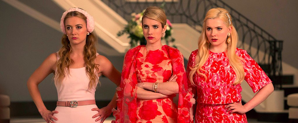 Scream Queens Pictures: Ariana Grande and Emma Roberts Are Sorority Royalty