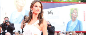 Seeing Alessandra Ambrosio Spin in Her Sheer White Dress Will Be the Best Part of Your Day
