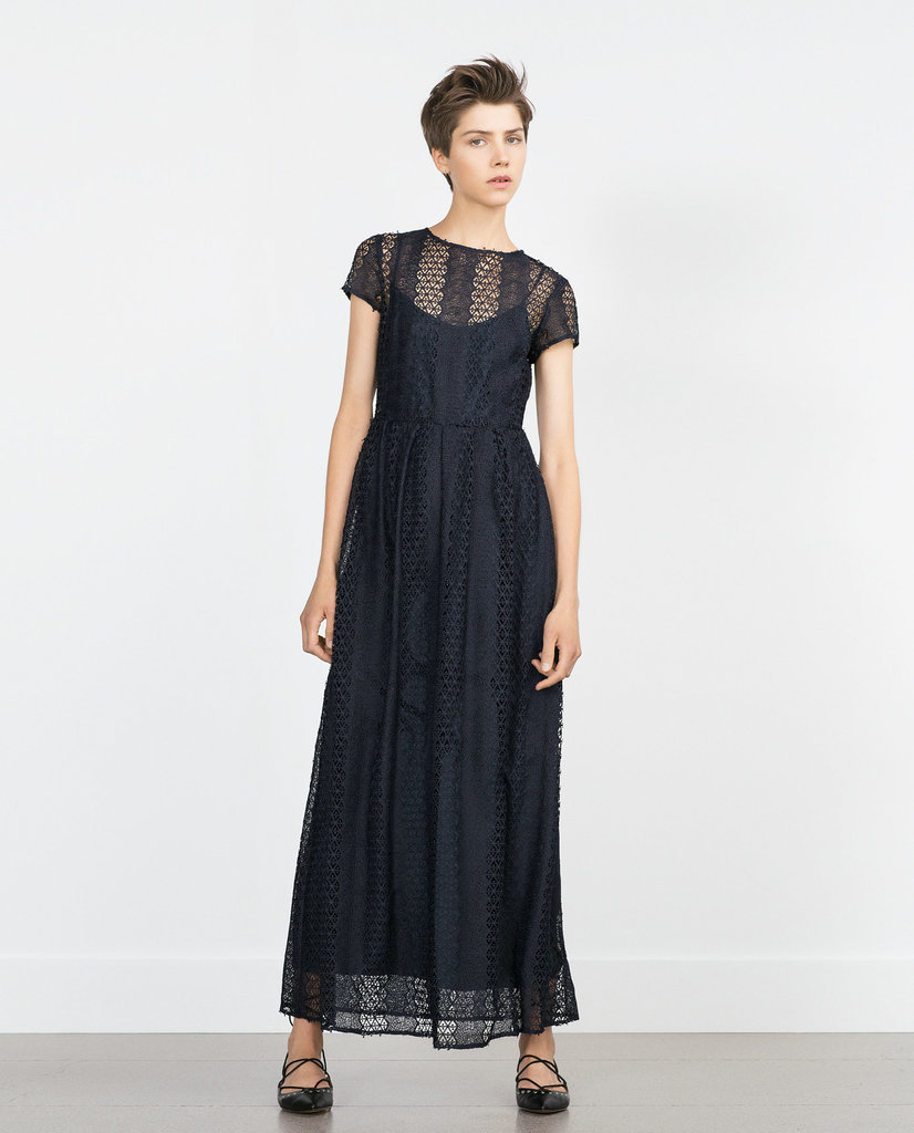 Zara Lace Dress ($129)