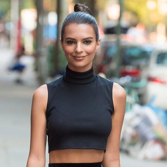 Emily Ratajkowski Wearing Primark Skirt