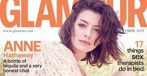 Anne Hathaway Says The Competition Is 'Fierce' Among Younger Actresses