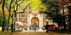 The top 25 US colleges to study business