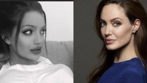 There's A Scottish Woman Who Is Literally Angelina Jolie's Twin