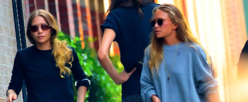 Mary-Kate and Ashley's Latest Looks Are a Total '00s Throwback