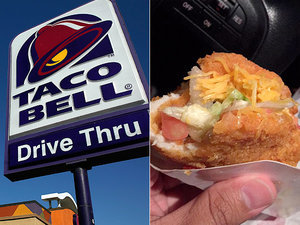 Taco Bell Is Testing a New Taco with a Fried Chicken Shell