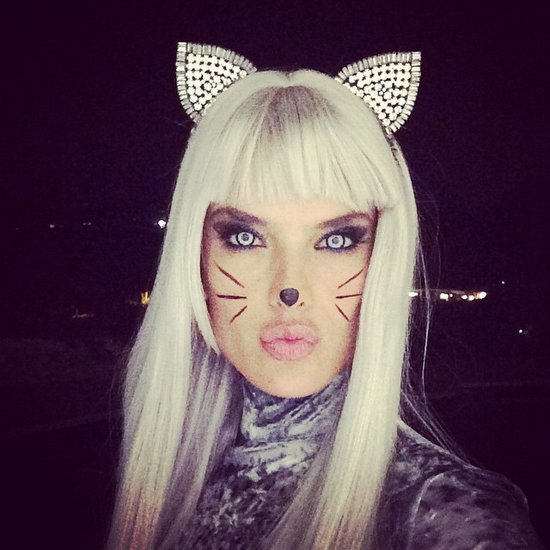 You Won't Believe What the Victoria's Secret Angels Have Worn on Halloween