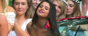 Selena Gomez Goes Full-On Sorority Girl For Her New Movie Role