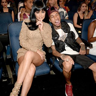 Kylie Jenner Tyga Movie Night Snapchats