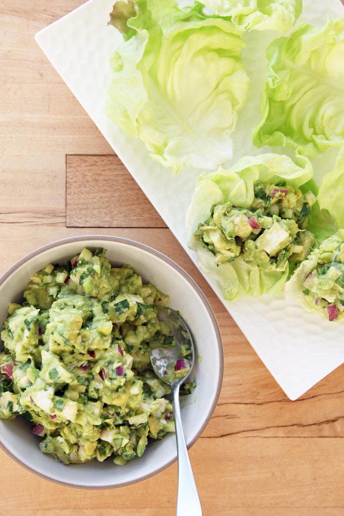 Guacamole Chicken Salad