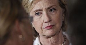 Hillary Clinton: Syrian Refugee Crisis Is A 'Global Crisis'