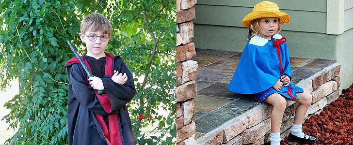 18 Literary Costumes For Your Tiny Bookworm