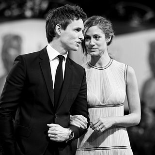 Eddie Redmayne & Hannah Bagshawe at the Venice Film Festival