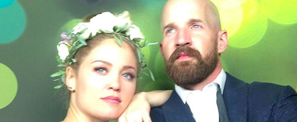 Erika Christensen Is Married — See Her Stunning Wedding Dress!