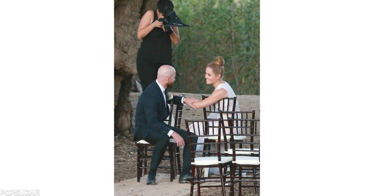 Erica coleman wedding