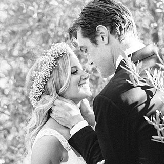 Ashley Tisdale Celebrates Her Anniversary With the Most Romantic Wedding Snaps