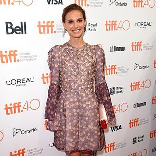 Natalie Portman Makes a Stunning Appearance at a Toronto Soirée