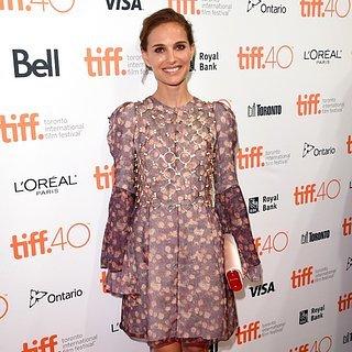 Natalie Portman au Festival International du Film de Toronto