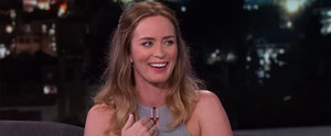 Emily Blunt Taking Jimmy Kimmel's US Citizenship Test Will Make You Love Her Even More