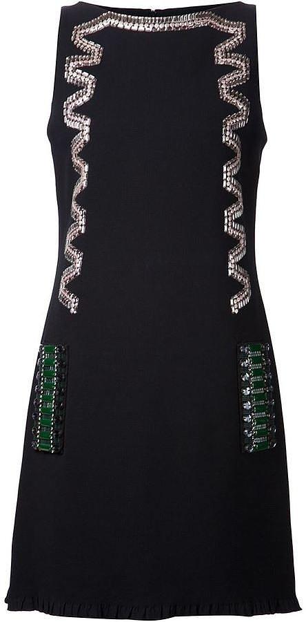 Lanvin Sequin Dress ($3,945)