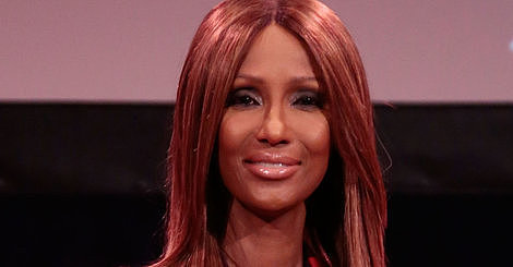 Iman Opens Up About Deeply Upsetting Career Moment