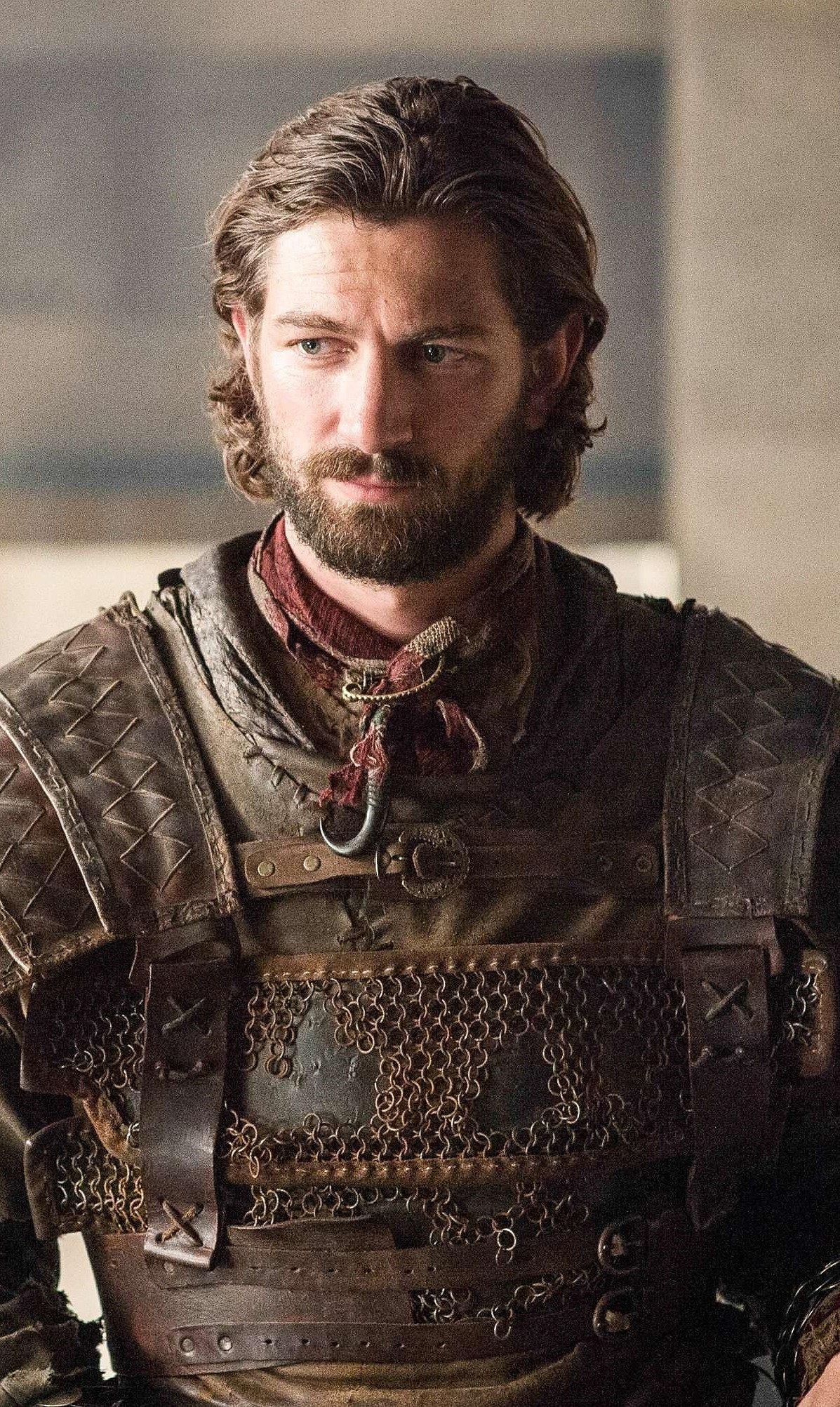 Daario Naharis From Game of Thrones | 450 Pop Culture ...