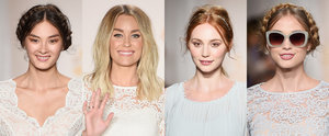 Lauren Conrad's Fashion Week Show Makeup Is Perfect Enough For Real Life